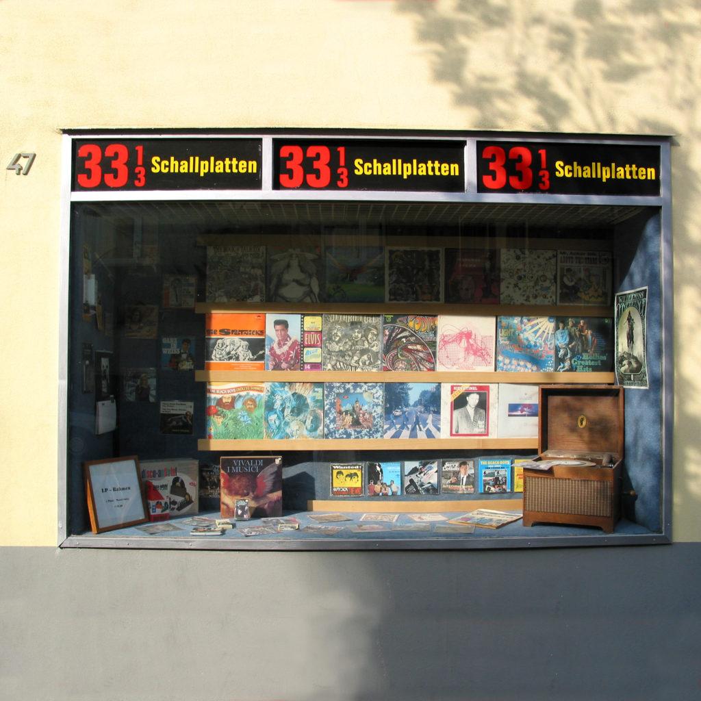 33 ⅓ Schallplattenladen in Duisburg Duissern