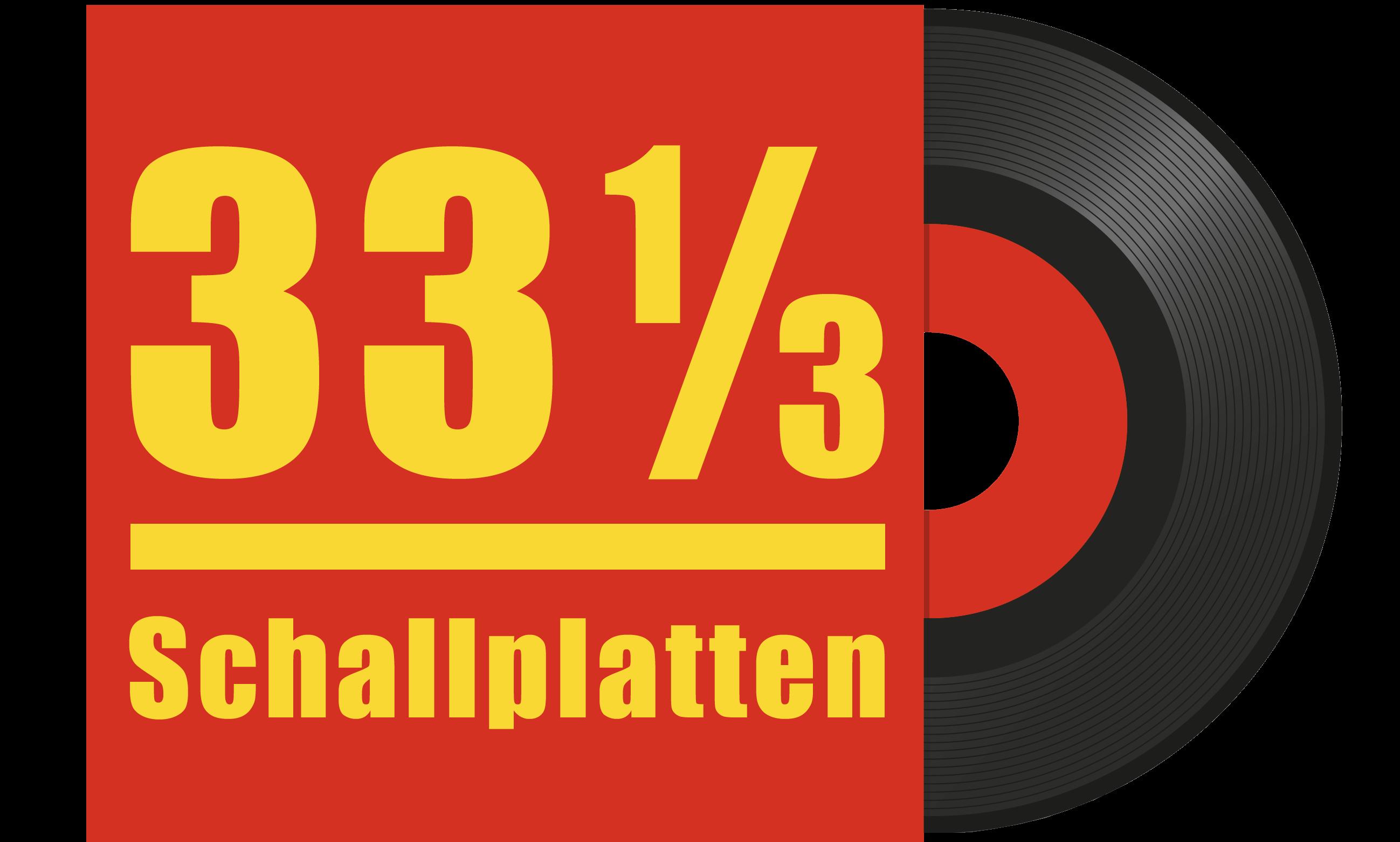 Logo 33 1/3 Vinyl
