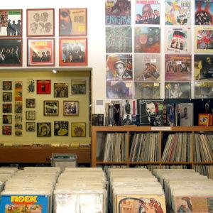 Vinyl von der Moltkestraße 47