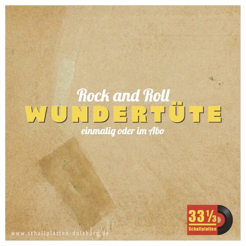 Rock and Roll Wundertüte und Abo