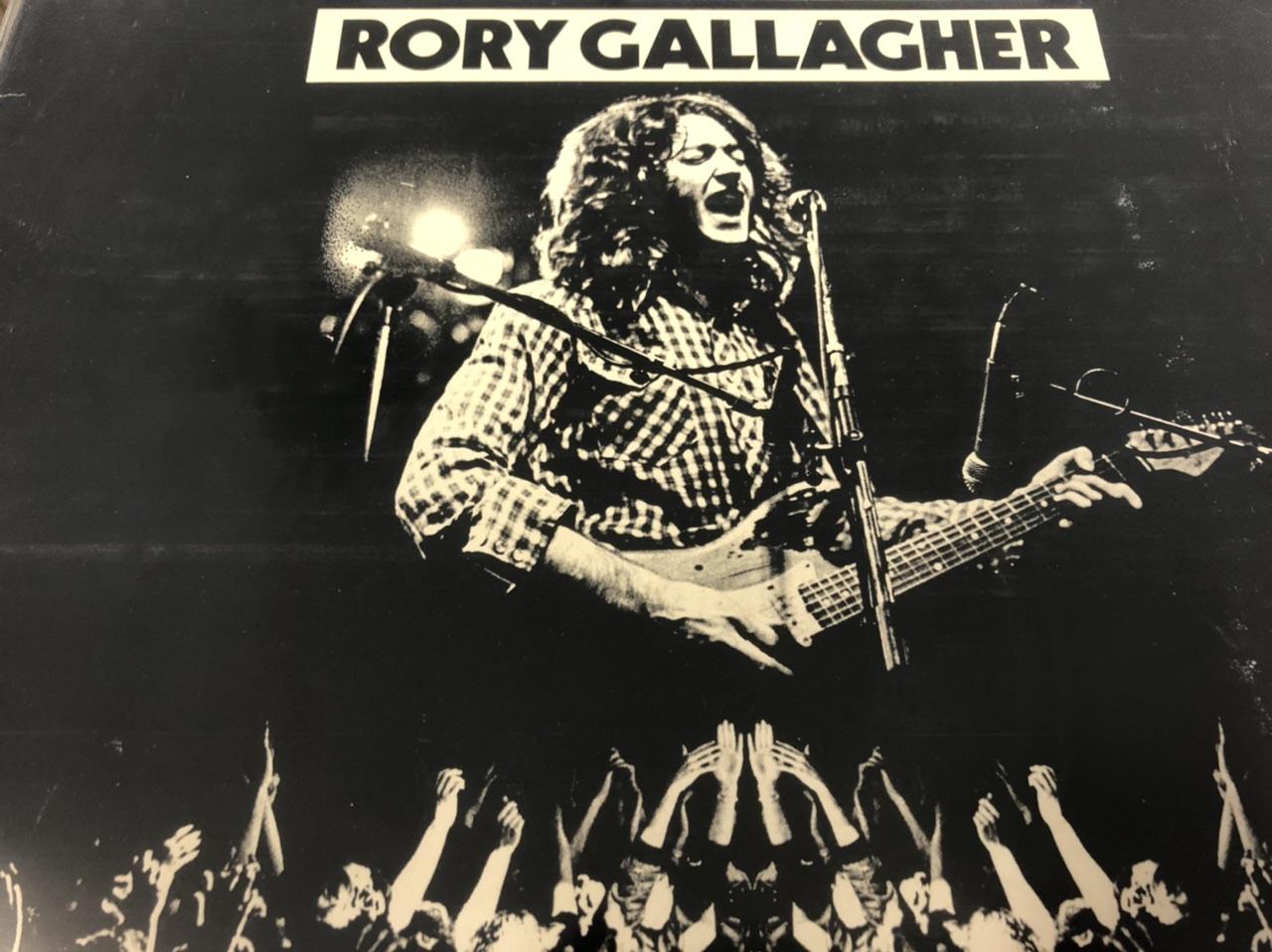 Rezension zu Rory Gallagher von Ulli Engelbrecht