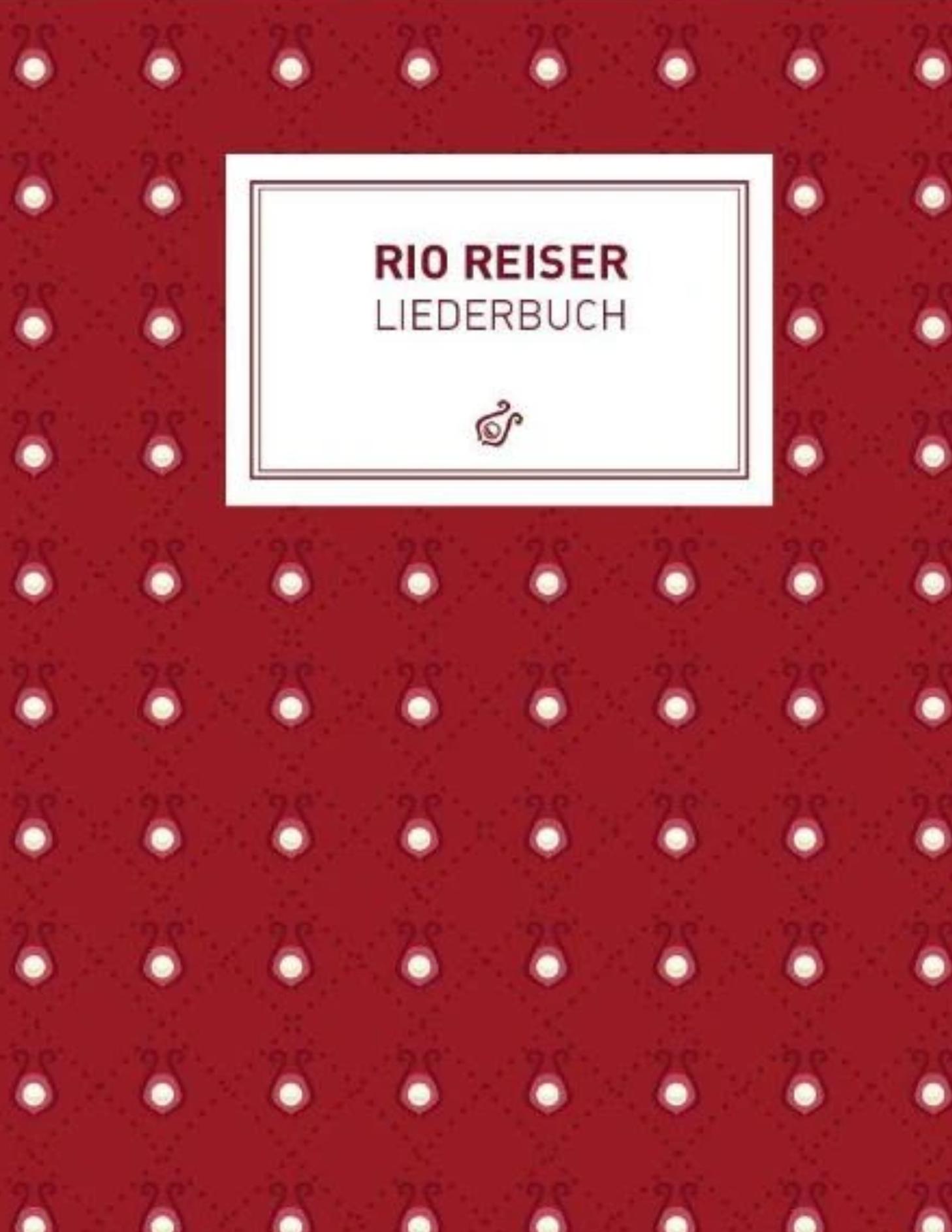 Rezension zu Rio Reiser – Liederbuch